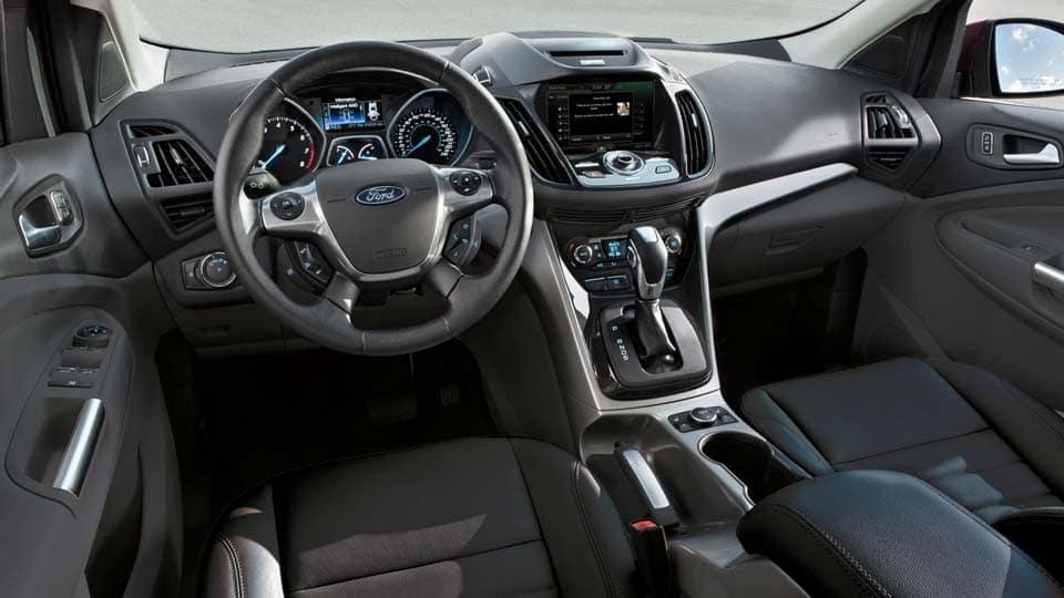 2014 Ford Escape Titanium Interior