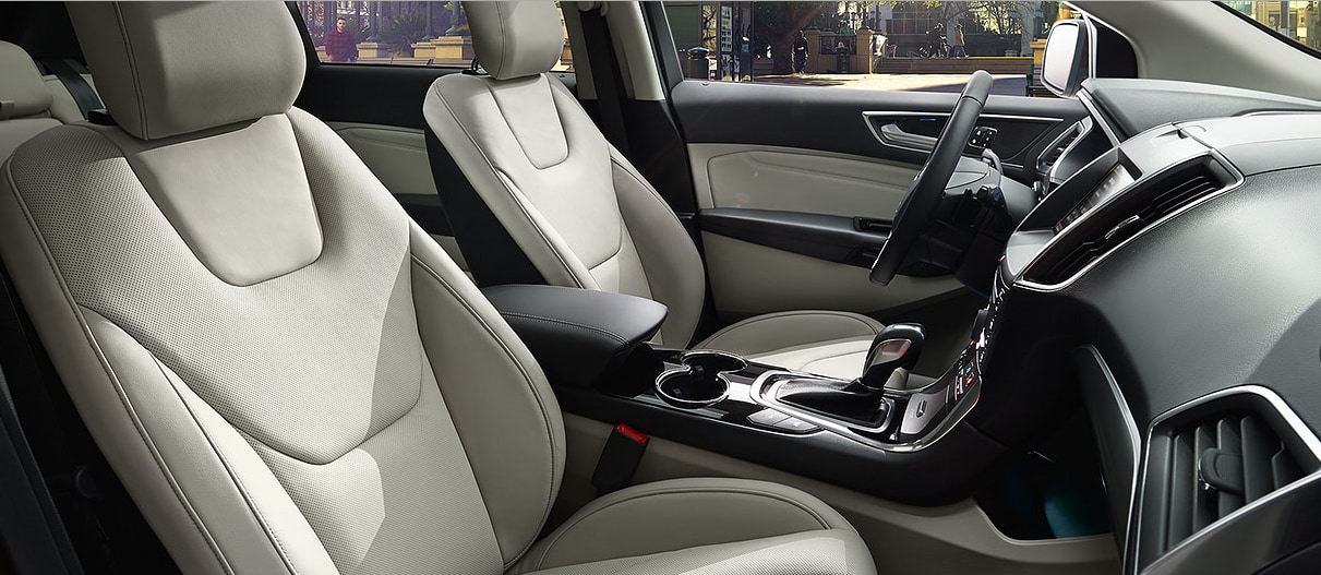 2015 Ford Edge Interior Seating