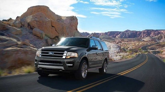 2015 Ford Expedition Platinum Exterior Front