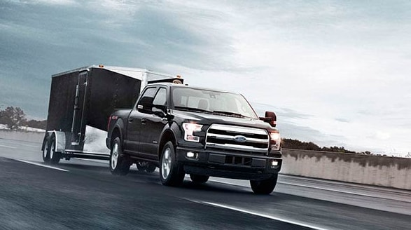 2016 Ford F-150 Lariat Exterior Front End