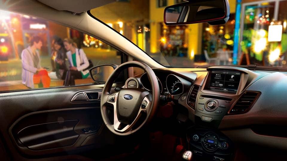 2014 Ford Fiesta Titanium Interior