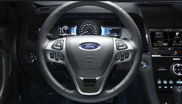 2014 Ford Taurus Interior Dashboard