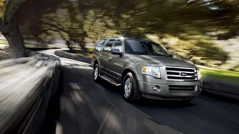 2014 Ford Expedition Exterior Front