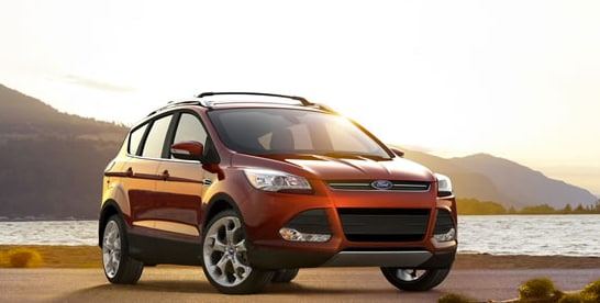2015 Ford Escape Exterior Front