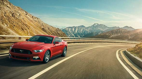 2015 Ford Mustang GT Exterior Front End