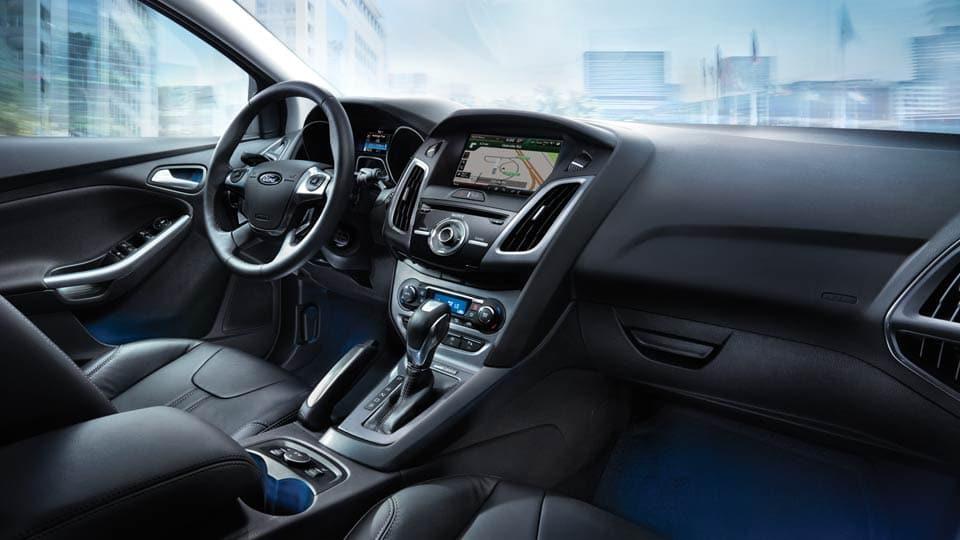2014 Ford Focus Titanium Interior
