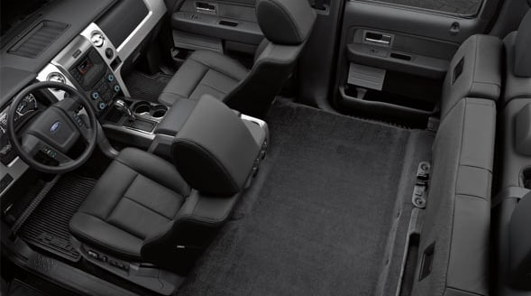 2014 Ford F-150 XLT Interior Seating
