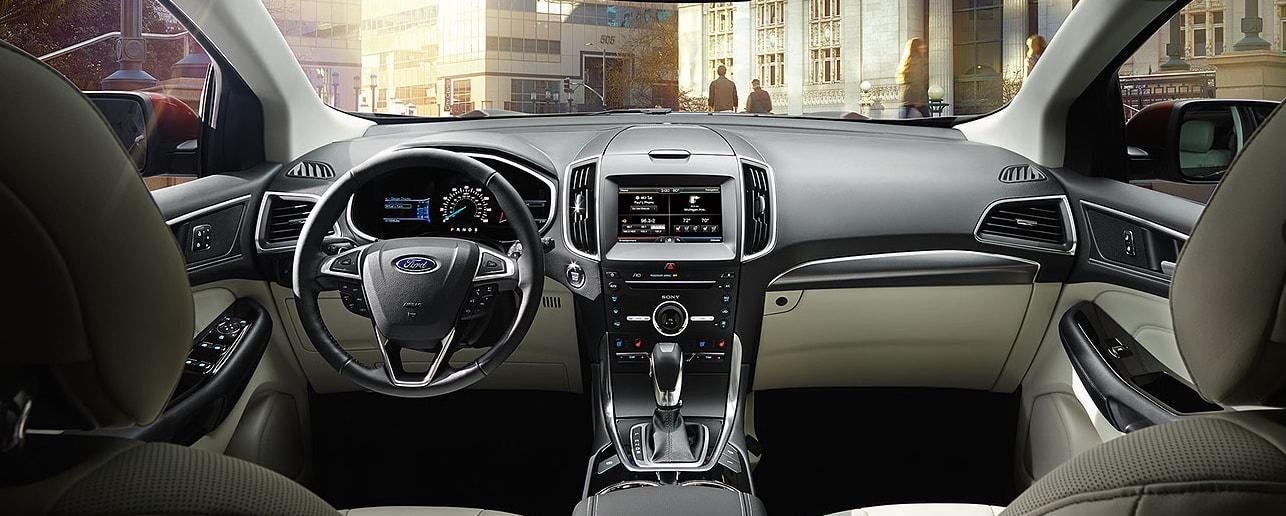 2015 Ford Edge Interior Dashboard