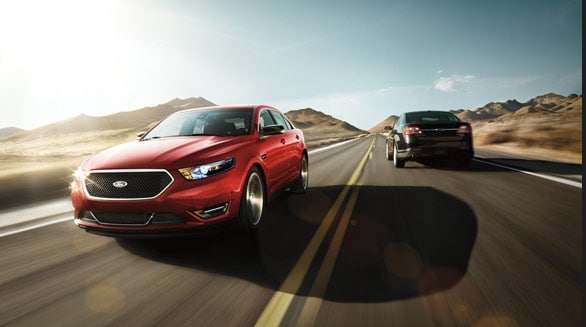 2014 Ford Taurus Exterior Front End