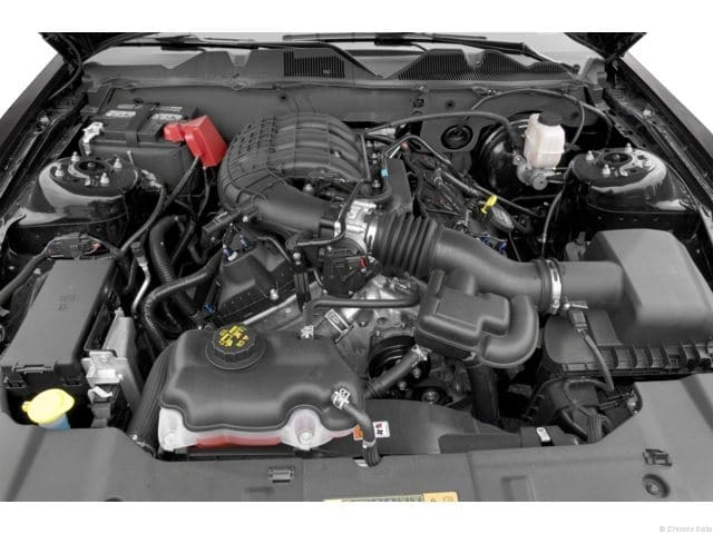 2013 ford mustang engines