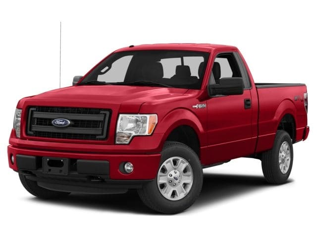 2014 Ford F-150 XLT Exterior Front End