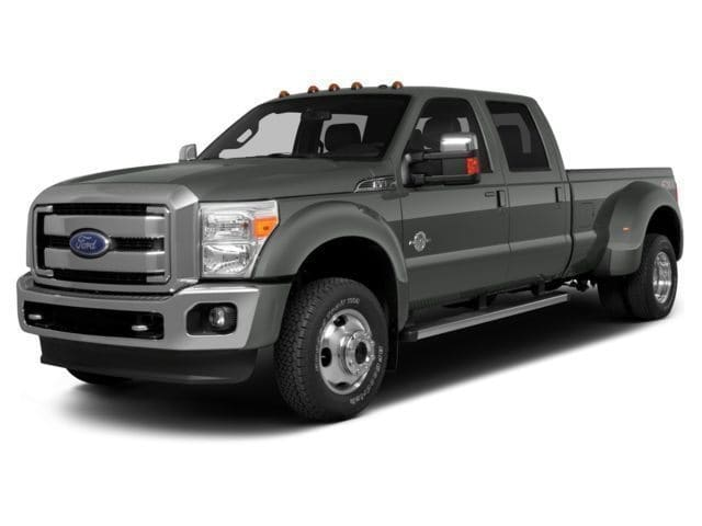 2014 Ford F-450 Exterior Front