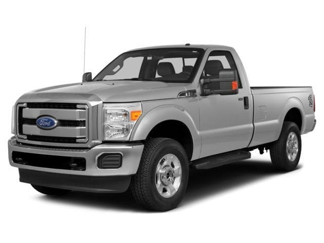2015 Ford F-250 Super Duty Exterior Front