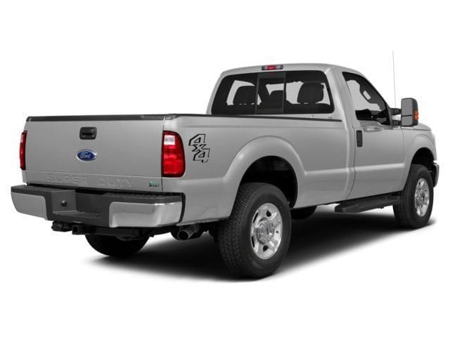 2015 Ford F-250 Super Duty Exterior Rear