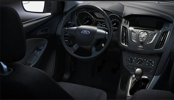2014 Ford Focus Interior Dashboard