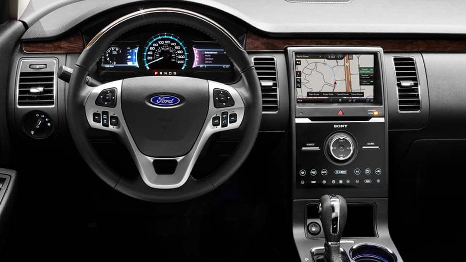 2014 Ford Flex Interior