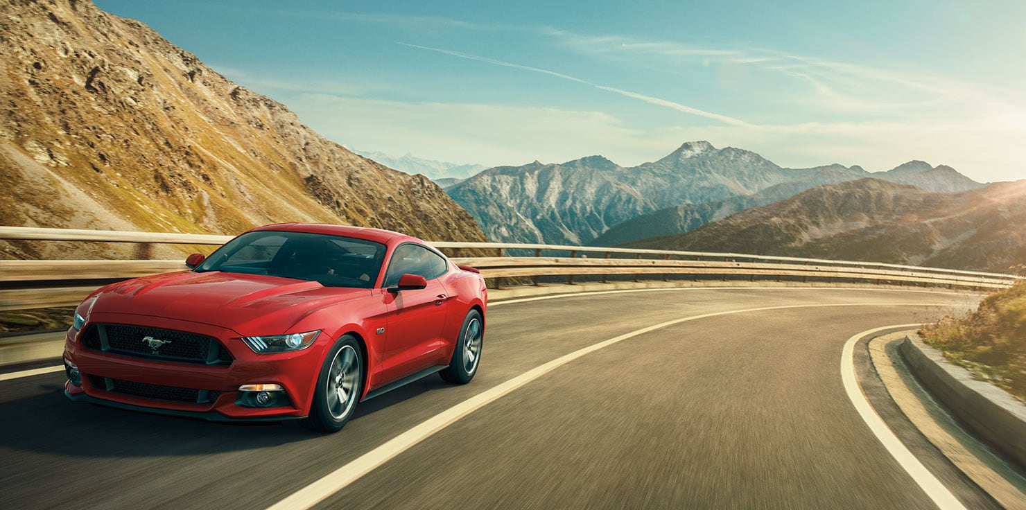 2015 Ford Mustang Exterior Front