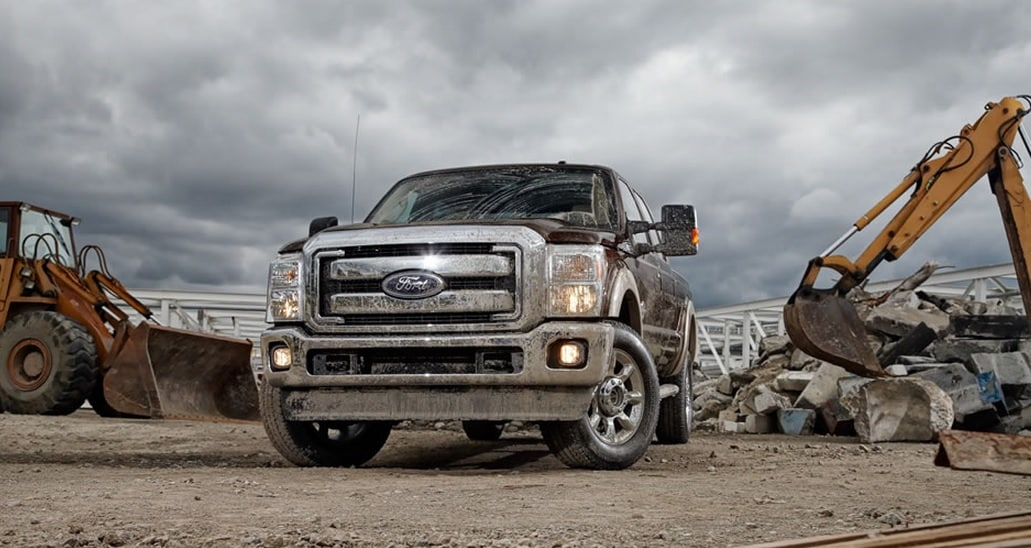 2014 Ford F-350 Super Duty Truck