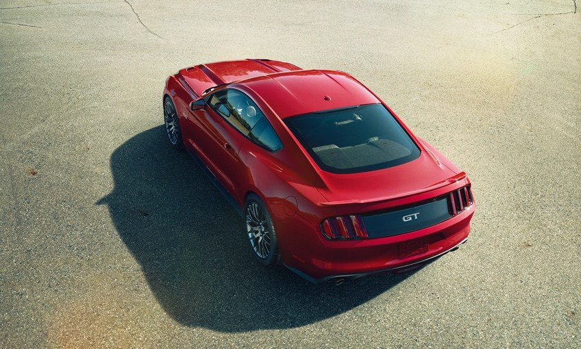2015 Ford Mustang Exterior Rear